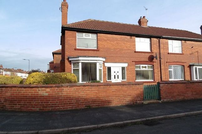 Thumbnail Semi-detached house to rent in Goldsborough Road, Town Moor, Doncaster