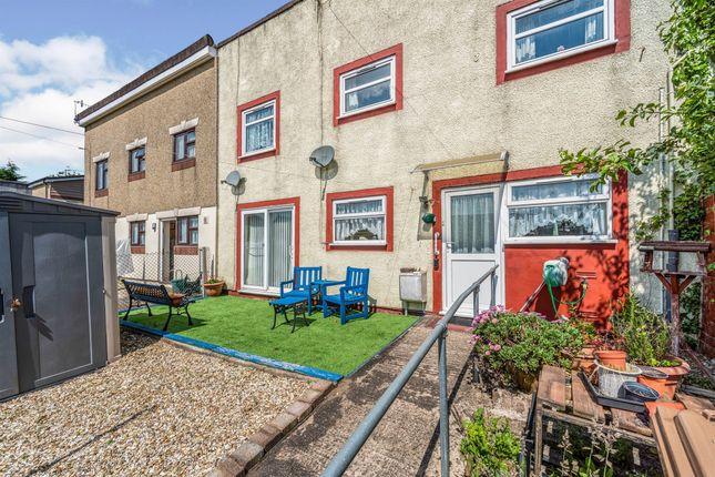 Thumbnail Terraced house for sale in Llwyn-Yr-Eos, Nelson, Treharris