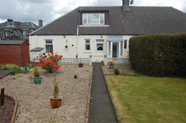 Thumbnail Semi-detached bungalow to rent in 81, Bank Street, Lochgelly KY5,