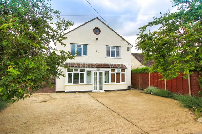 Thumbnail Detached house for sale in Halstead Road, Stanway, Colchester