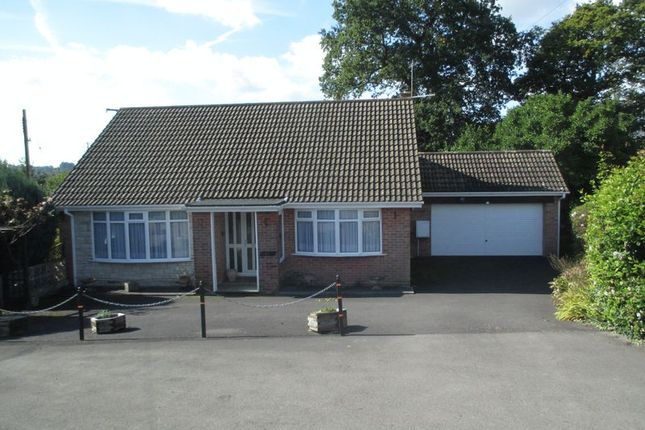 Thumbnail Bungalow for sale in Lower Wraxhill Road, Yeovil