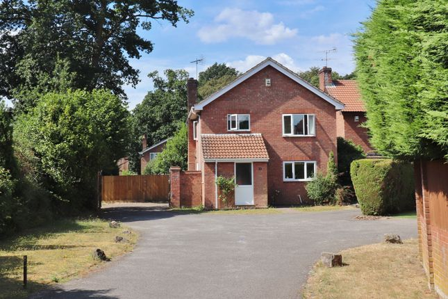 Thumbnail Detached house for sale in Beacon Mews, West End, Southampton, Hampshire