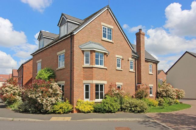 Thumbnail Detached house for sale in Hazledine Way, Bridgnorth