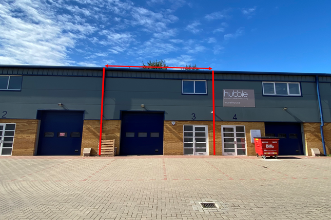 Thumbnail Industrial to let in Glenmore Business Park, Chichester
