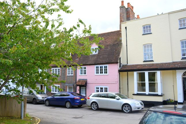 Thumbnail Terraced house to rent in The Green, Marlborough