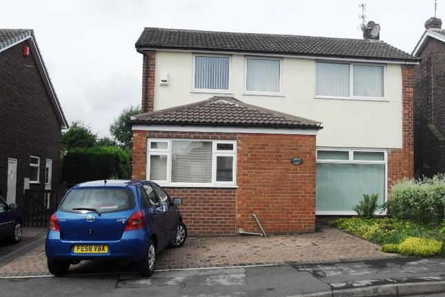 Thumbnail Detached house to rent in Byron Avenue, Sprotbrough Road, Doncaster