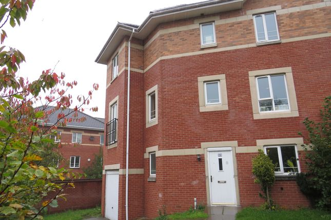 Thumbnail Town house for sale in Anchor Crescent, Hockley, Birmingham