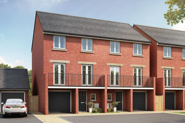 """Thumbnail Property for sale in """"The Sandsend"""" at Sheppey Way, Haybridge, Wells"""