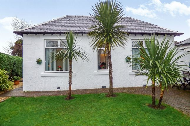 Thumbnail Detached bungalow for sale in Irvine Road, Largs, North Ayrshire