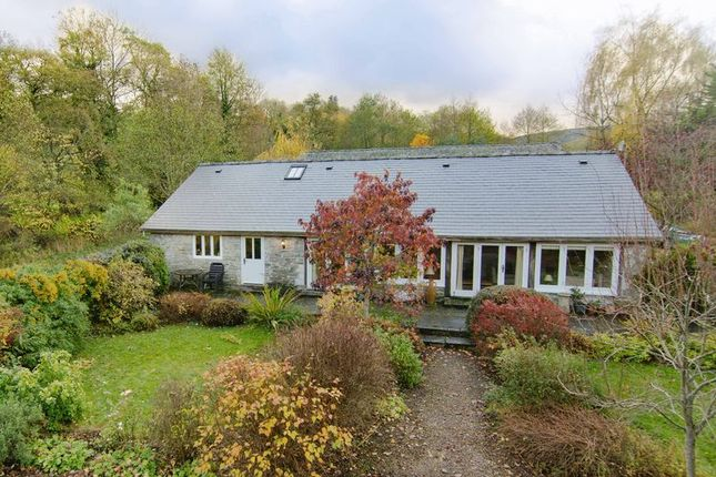 Thumbnail Barn conversion to rent in Cascob, Presteigne, Powys