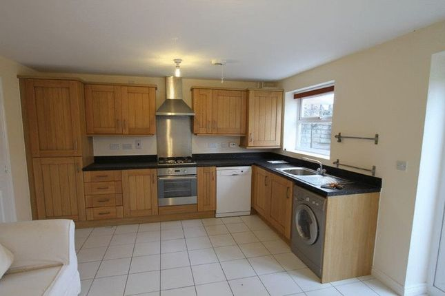 Thumbnail Town house to rent in Black Diamond Park, Chester
