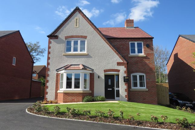 Thumbnail Detached house for sale in Hollybush Close, Malvern