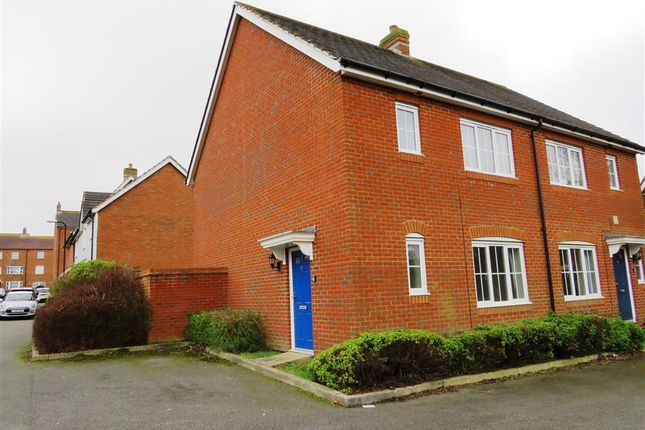 Thumbnail Property to rent in Bluebell Road, Kingsnorth, Ashford
