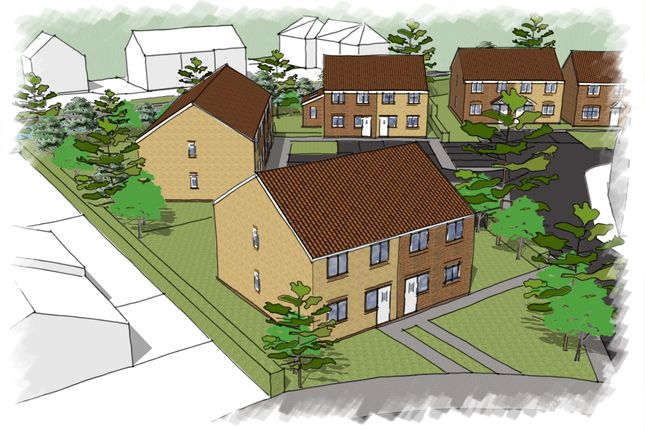 Thumbnail Semi-detached house for sale in Wharfdale Way, Bridgend, Stonehouse