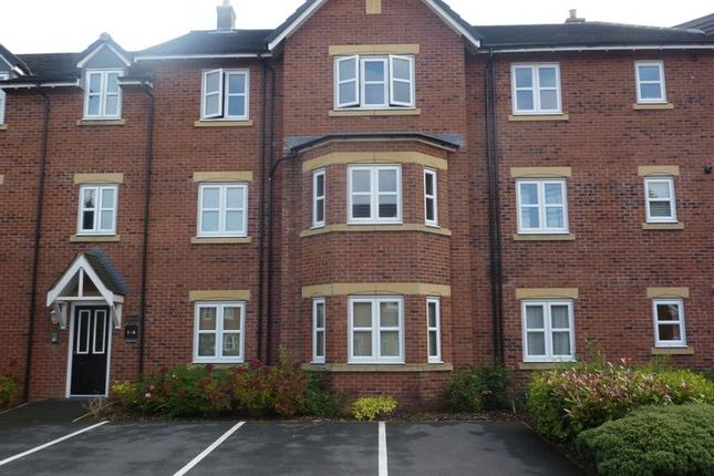Thumbnail Flat for sale in Lavender Court, Westhoughton, Bolton
