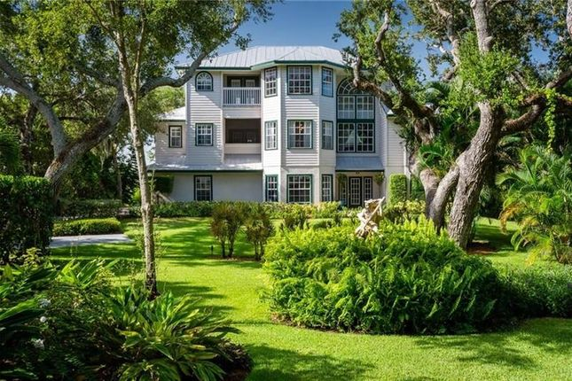 Thumbnail Property for sale in 2585 Riverview Court, Vero Beach, Florida, United States Of America