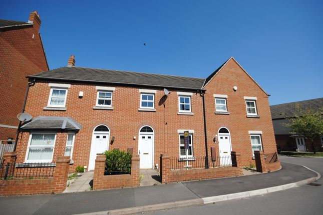 Thumbnail Terraced house to rent in The Nettlefolds, Hadley, Telford