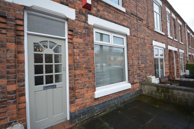3 bed terraced house to rent in Queen Street, Crewe