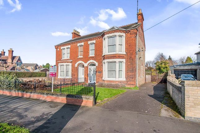 5 bed semi-detached house for sale in Clarkson Avenue, Wisbech