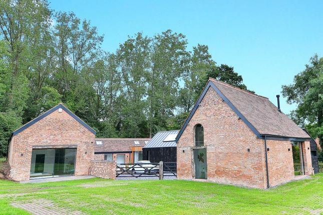 Thumbnail Barn conversion for sale in Lea End Lane, Hopwood, Alvechurch