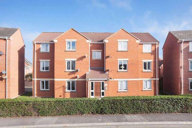 Thumbnail Flat to rent in Duke Street, Bridgwater