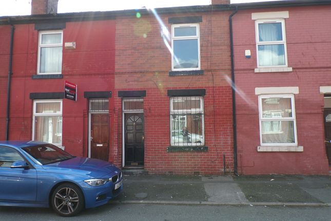 Thumbnail Terraced house to rent in Markington Street, Moss Side