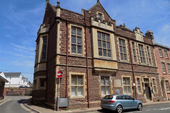 Thumbnail Flat to rent in Glendower Street, Monmouth