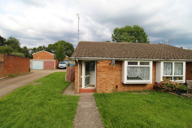 Thumbnail Semi-detached bungalow to rent in Ridsdale Road, Horsell, Woking