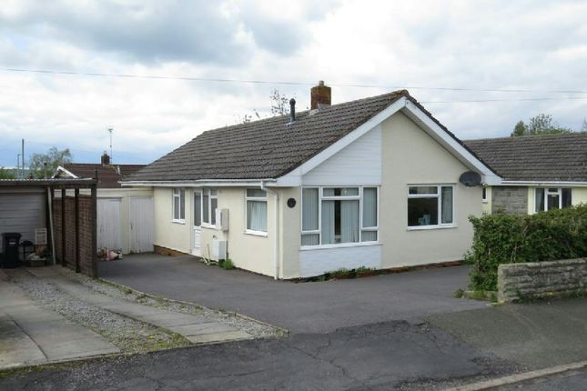 Thumbnail Detached bungalow to rent in Oak Road, Winscombe