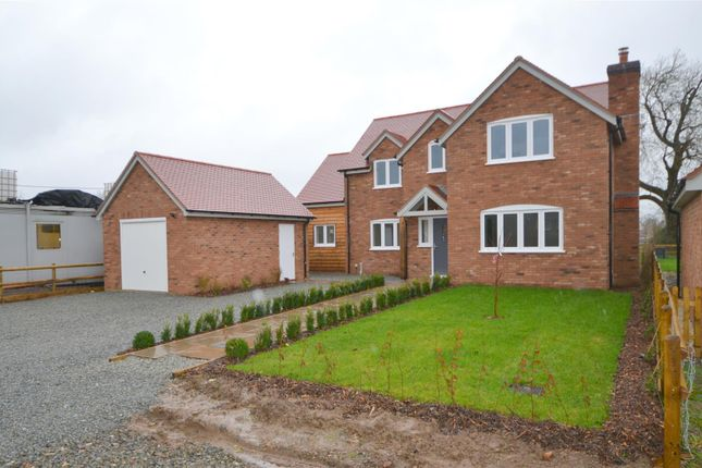 Thumbnail Detached house for sale in Apple Tree Gardens, Hanley Swan, Worcester