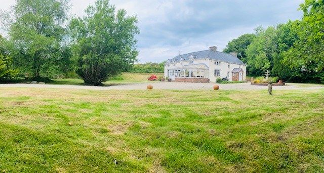 Thumbnail Detached house for sale in Penrhos, Pwllheli, Gwynedd