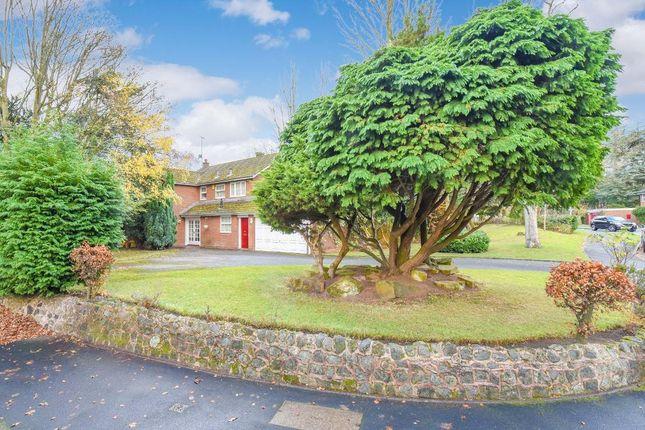 Thumbnail Detached house for sale in Greening Drive, Edgbaston, Birmingham