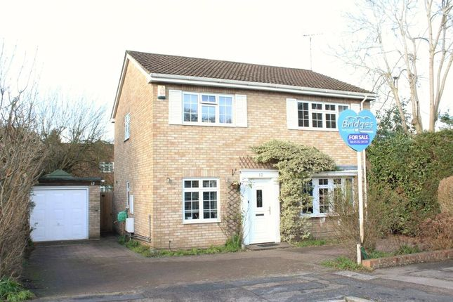 Detached house for sale in Montacute Close, Farnborough, Hampshire