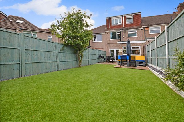 Rear Garden of Cranford Road, Coundon, Coventry CV5