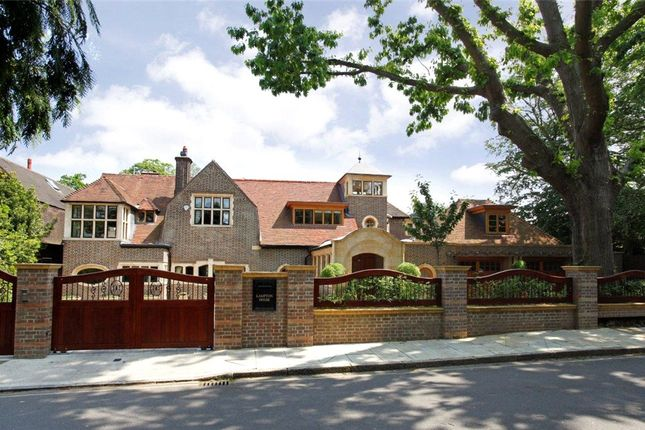 Thumbnail Detached house for sale in Lampton House Close, Wimbledon Village