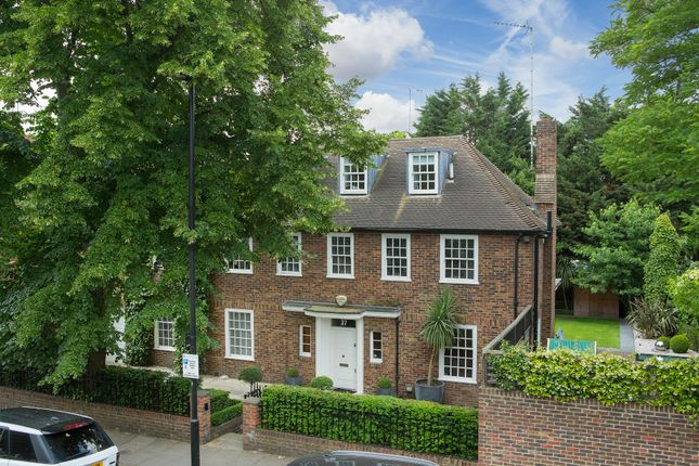 Thumbnail Detached house for sale in Loudoun Road, London
