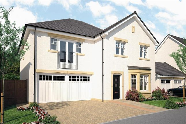 "Thumbnail Detached house for sale in ""Melville"" at Dreghorn Loan, Colinton, Edinburgh"