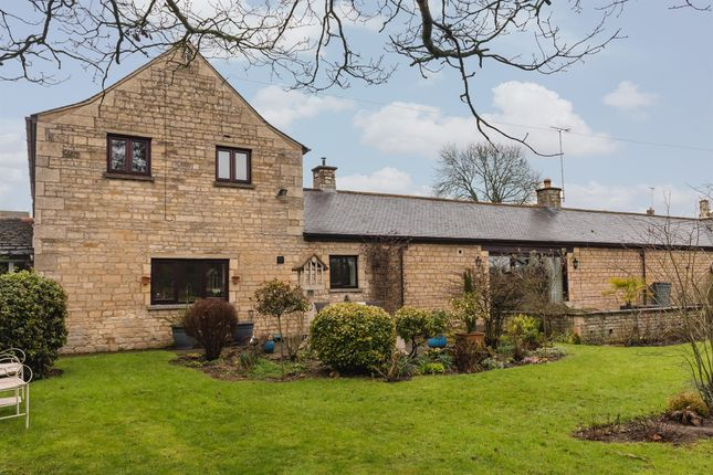Thumbnail Barn conversion for sale in Main Street, Great Casterton, Stamford