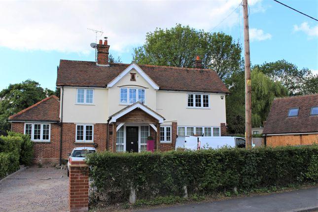 Thumbnail Flat to rent in Whitewebs Cottage, Main Road, Ingatestone, Essex