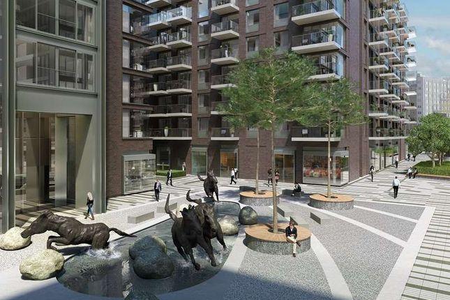 Thumbnail Flat for sale in Goodmans Fields, London