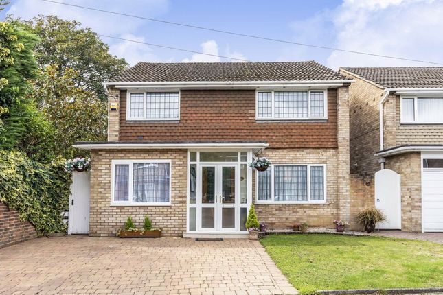 Thumbnail Detached house for sale in Albury Close, Hampton