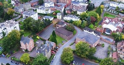 Thumbnail Office for sale in Brunel House, Portland Road, Malvern, Worcestershire