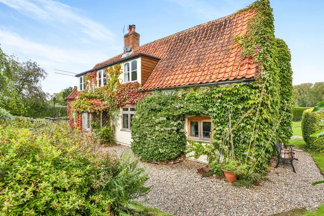 Thumbnail Detached house for sale in Station Road, North Elmham, Dereham