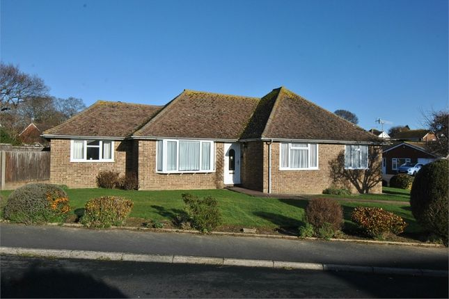 Thumbnail Detached bungalow for sale in Primrose Hill, Bexhill-On-Sea, East Sussex