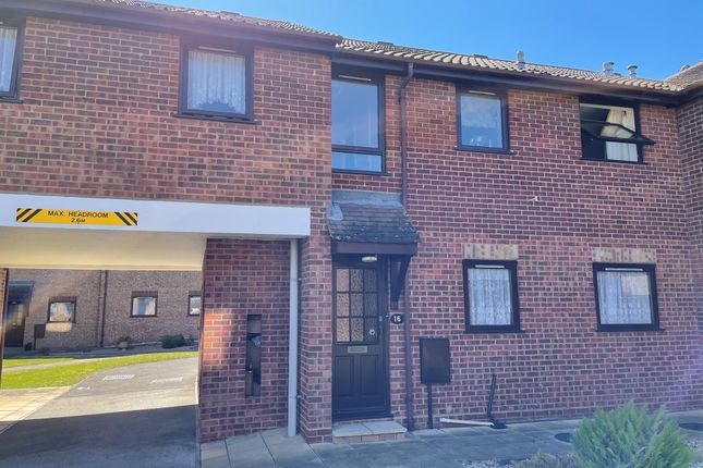 1 bed flat for sale in Oakhaven, Gravel Hill Way, Dovercourt, Harwich CO12