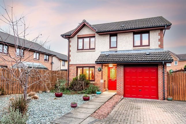 Thumbnail Detached house for sale in Kennedy Way, Airth, Falkirk