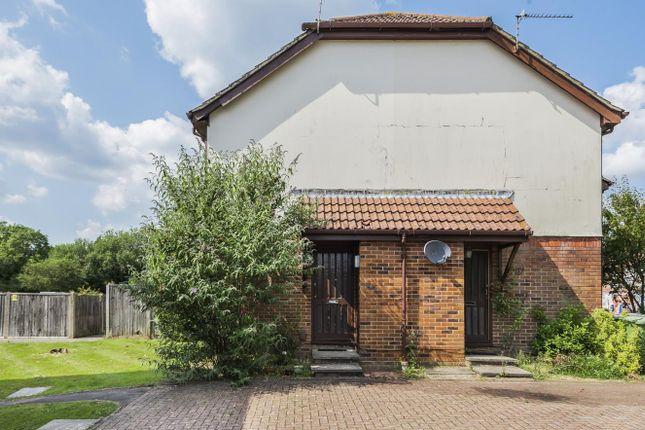 1 bed terraced house for sale in Sandringham Road, Petersfield GU32