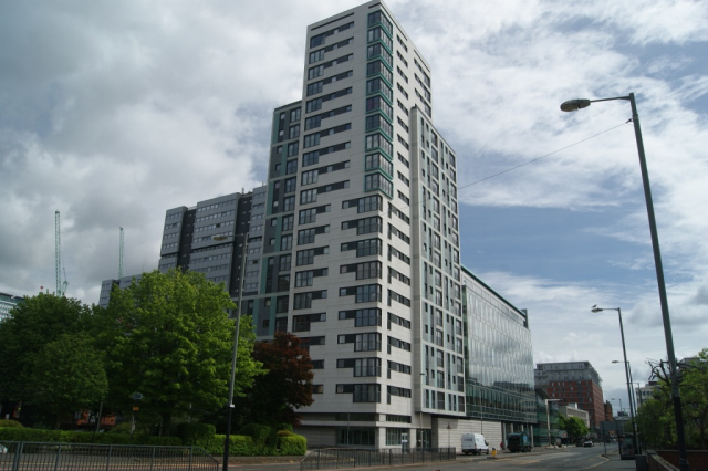 Thumbnail Flat to rent in Argyle Street, Glasgow, 8Aj