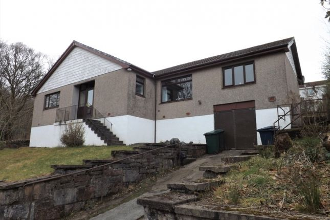 Thumbnail Detached bungalow for sale in Ardenslate Road, Kirn, Dunoon