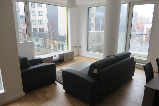 Thumbnail Flat to rent in One Smithfield Square, 122 High Street, Manchester